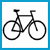 Icona Bicicletta