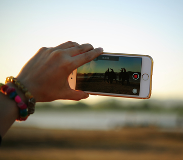 Foto video making