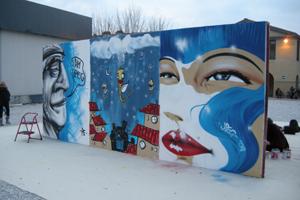 Murales di JPEG