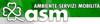 Logo di ASM - Ambiente Servizi Mobilità
