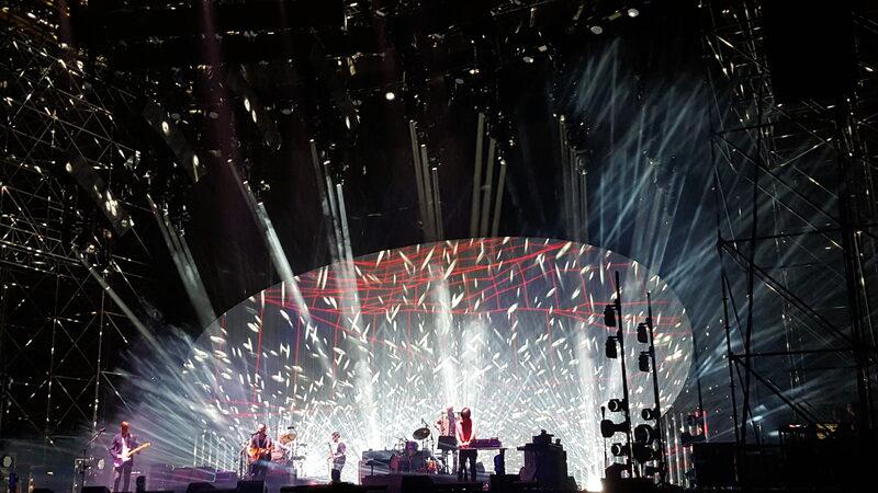 Foto del concerto del 14 giugno a Firenze
