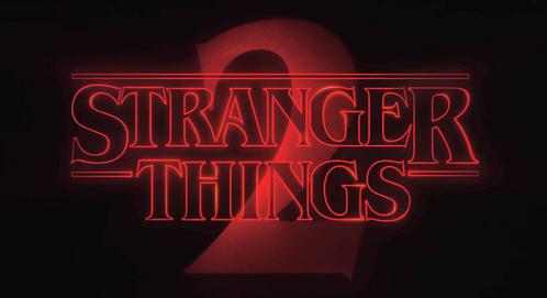 Locandina Stranger Things