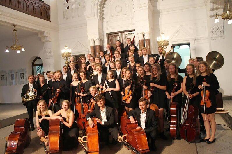 DUSIKA - Orchestra Sinfonica Giovanile di Copenhagen