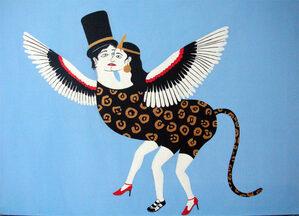 Illustrazione 'Creatura da matrimonio'