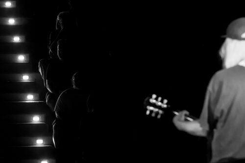 J Mascis in concerto per il Festival delle Colline - ph Simone Chelucci
