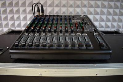 Foto mixer delle sale prova