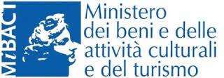 Banner Ministero dei beni e attività culturali e del turismo