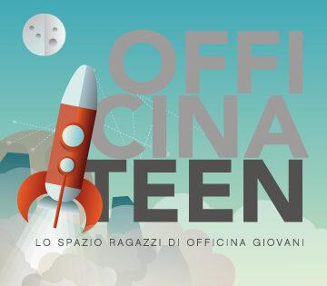 Banner programmazione Officina Teen 2019/2020