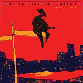 copertina album Fantastic Negrito